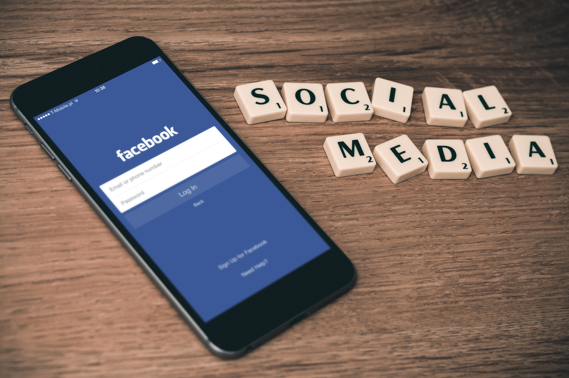 marketing mistakes - social media