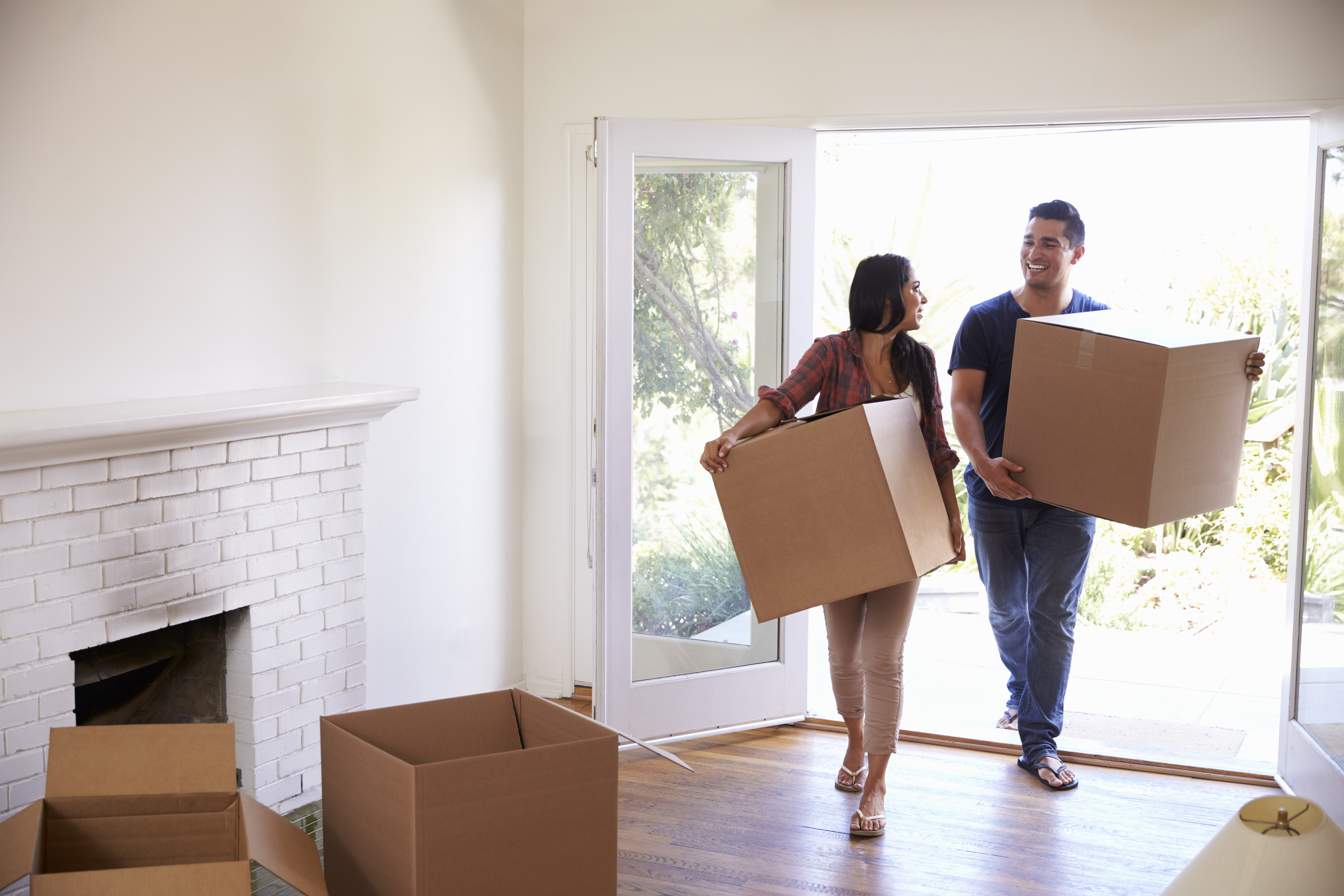 mortgage loan process - moving